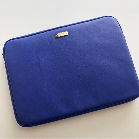 kate spade Handbags - kate spade Padded Laptop Case • Royal Blue